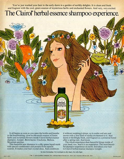 herbal essence shampoo from the 1970's picture 4