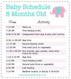 sleep and feeding schedule for your 3 month picture 9