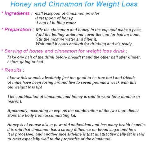 cinammon for weight loss recommended dosage picture 8
