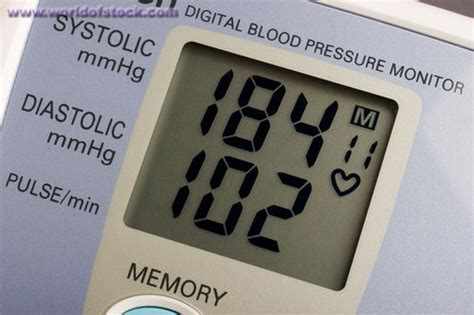 High blood pressure reading picture 2