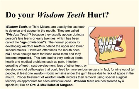 ache after wisdom tooth extraction picture 10