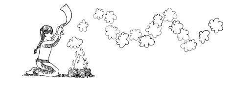 smoke signal meaning picture 1