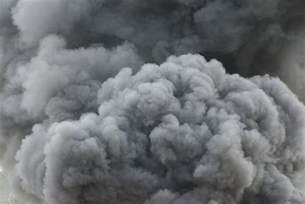 cloud of white smoke picture 2