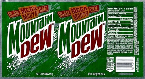 can diet mt. dew cause your lips to picture 7