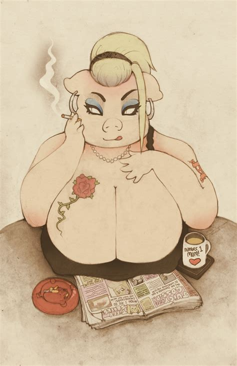 my husban has larger breast than me picture 2