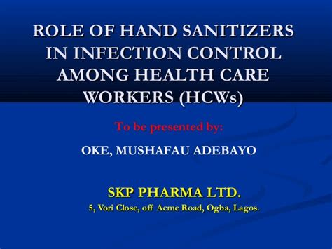 health care role in infection control picture 1