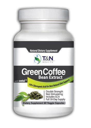 green coffee bean extract zero fillers picture 3