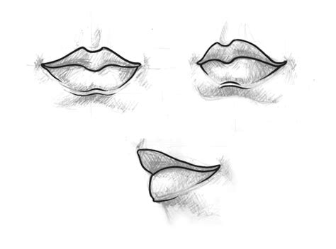 Pixel lips picture 6