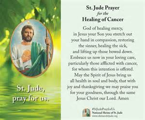 patron saint of thyroid cancer picture 1