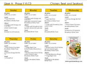 diet meal menus picture 10
