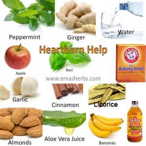 Herbal treatment of heartburn picture 1