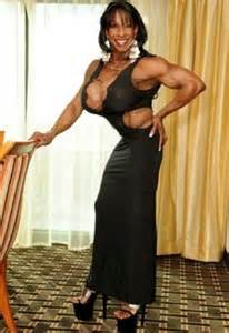 female muscles breast ripped picture 6