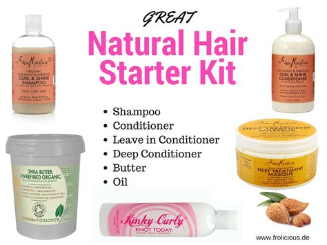 all natural hair hilighting kit picture 1