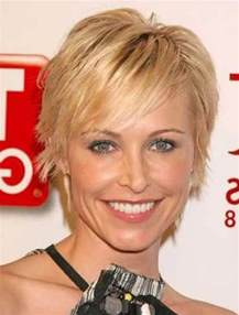 short hairstyles for thin hair picture 6