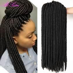 bulk hair braid picture 3
