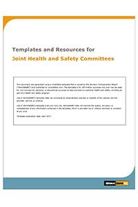 work joint safety and health picture 18