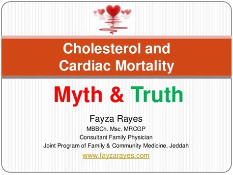 Cholesterol myths picture 7