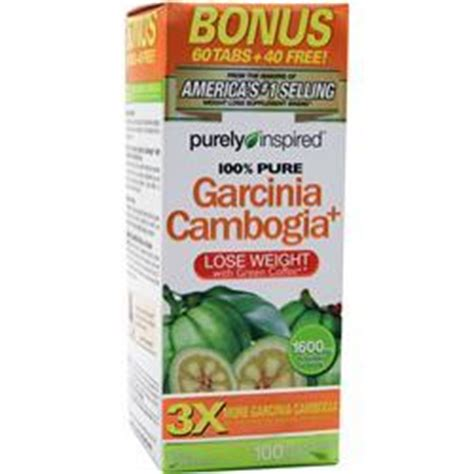 garcinia cambogia purely inspired green coffee bean reviews picture 5
