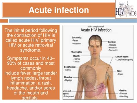 early signs and symptoms of hiv infection in picture 6