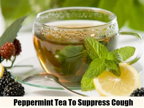 peppermint tea an appee suppressant picture 1