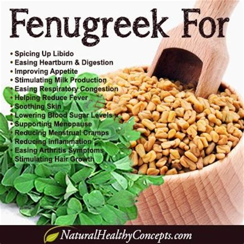 benefits of fenugreek extract picture 5