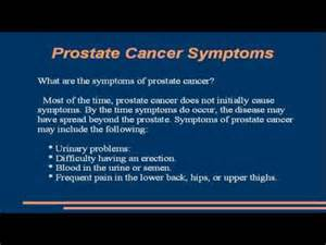 Symptoms of end stage prostate cancer spread to picture 13