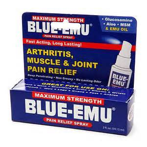 blue stuff pain relief emu oil wallgreens picture 9