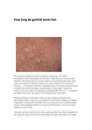 genital wart outbreak picture 2
