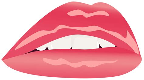clipart of lips picture 21