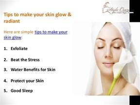 5 tips for clear skin picture 1