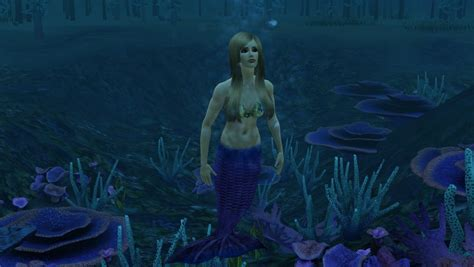 mermaid sims picture 14