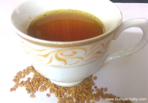 fenugreek tea gives yeast infection picture 2