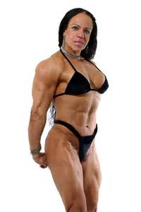 very muscular female wrestlers picture 7