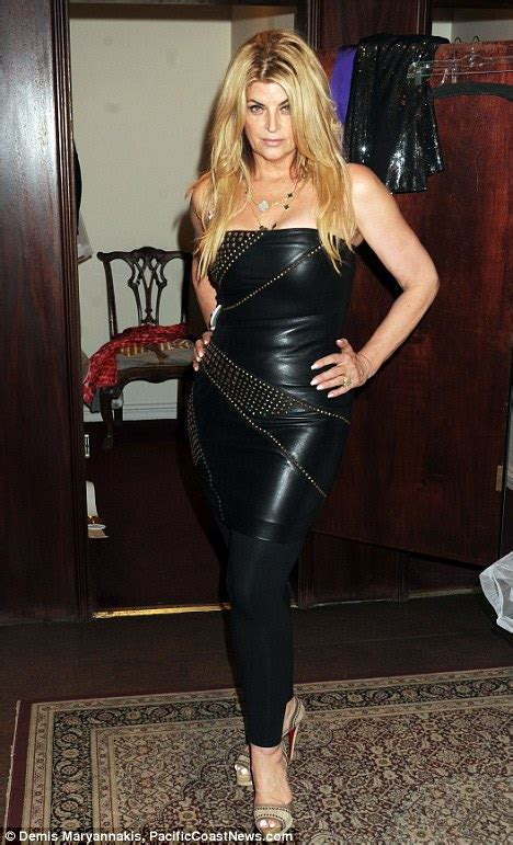 kristy alley weight loss picture 10