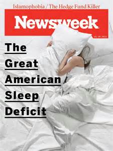 newsweek women sleep picture 2