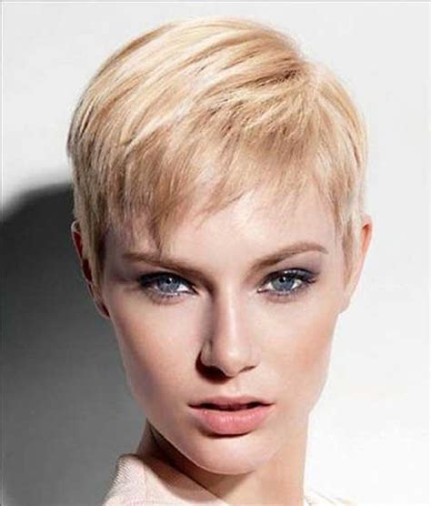 women's short hairstyles fine hair picture 18