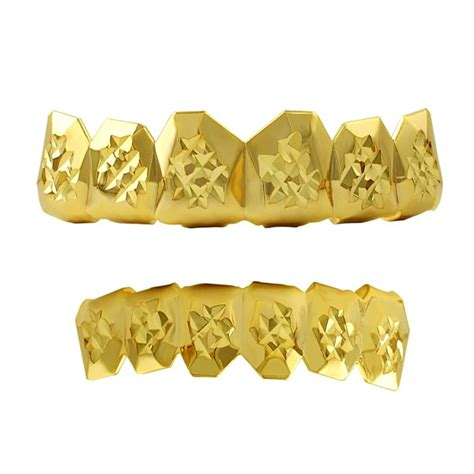 wholesale custom gold teeth grills picture 9
