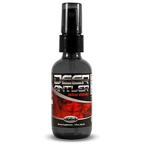 deer antler spray reviews picture 1