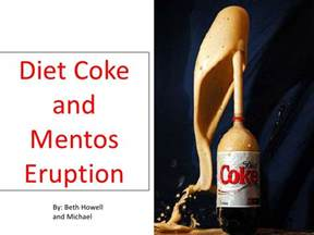 diet coke mentos picture 1