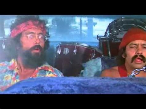 up in smoke car scene picture 3