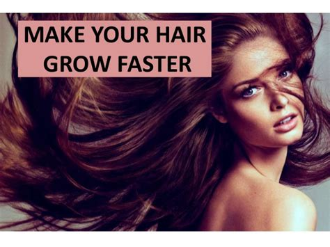 make hair go faster picture 6