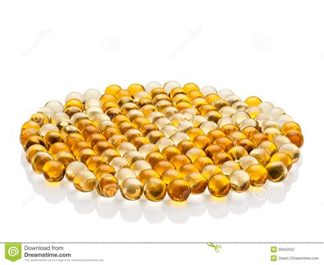 yellow cod liver oil pills picture 5