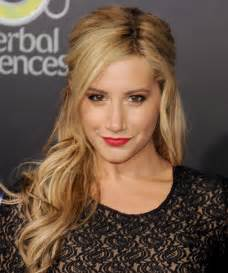 Ashley tisdale hair style picture 10