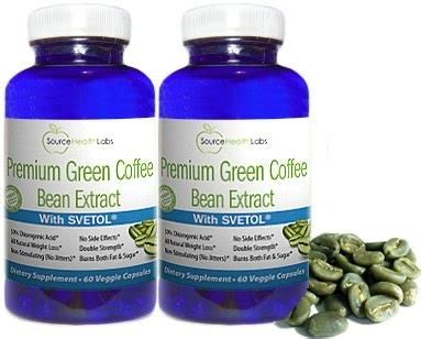 nrg x labs green coffee bean extract picture 7