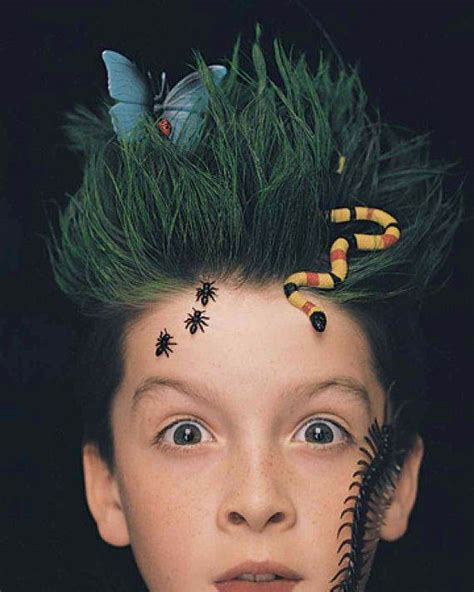 crazy hair styles picture 9