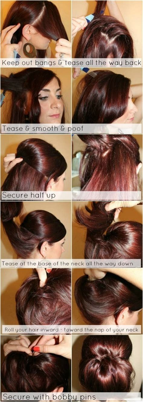 cut hair instructions picture 3
