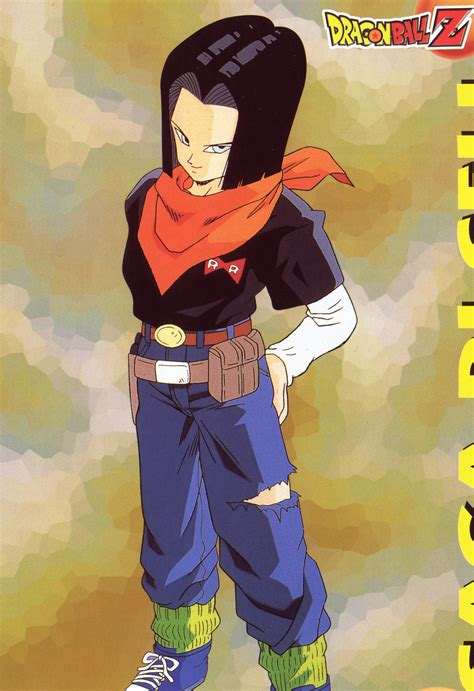 android 17 x reader picture 11