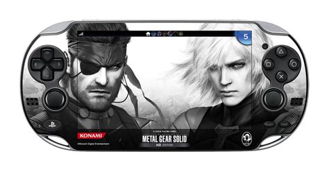 metal gear solid psp skin picture 6