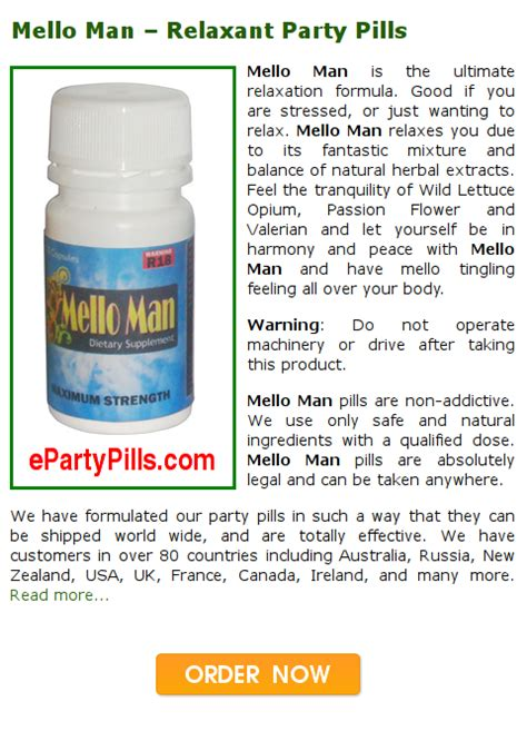 reviews on mello man pills picture 1