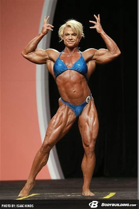 female bodybuilder ing two guys picture 9